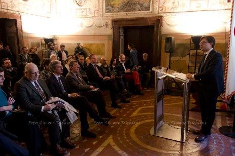 G7 Culture Chimera e busto di Cosimo I n1