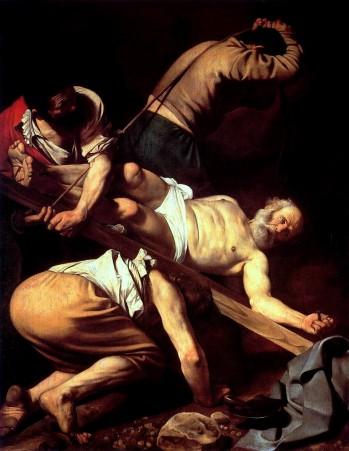 Crocifissione di S.Pietro