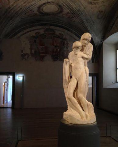 Pietà Rondanini 2