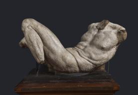Dio Fluviale - Michelangelo post restauro