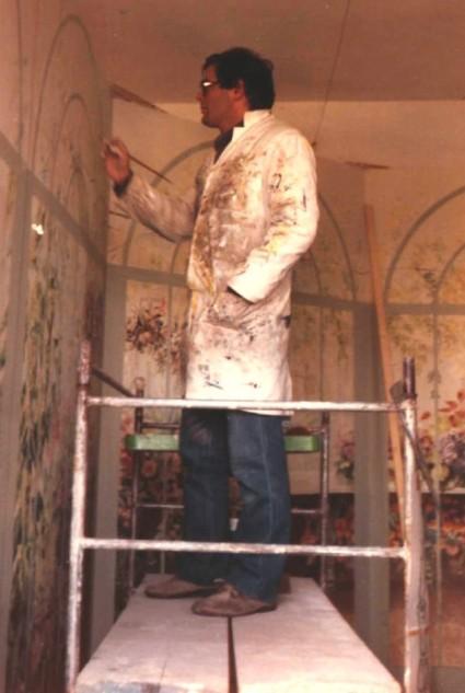 1981 Serra Losanna 8 in studio