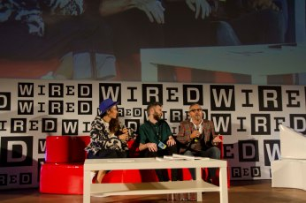 Wired Next Fest 2017 - Bruno Barbieri e Nina Zilli 2