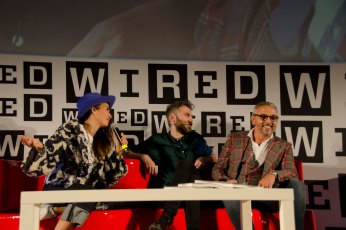 Wired Next Fest 2017 - Bruno Barbieri e Nina Zilli