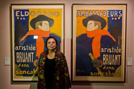 Toulouse Lautrec - Intervista Claudia Zevi