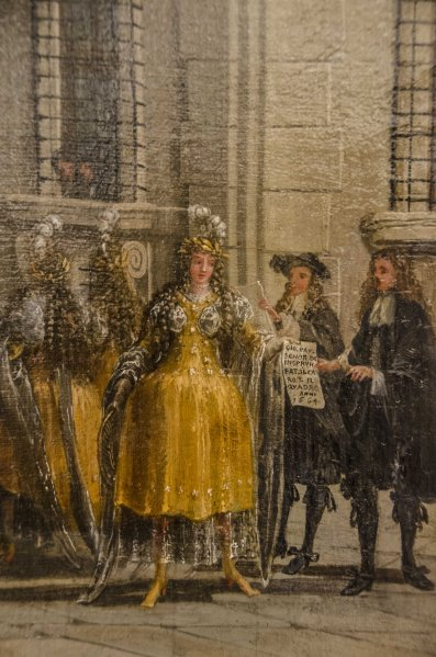 Corteo del Carro carnevalesco Johann Paul Schor n3