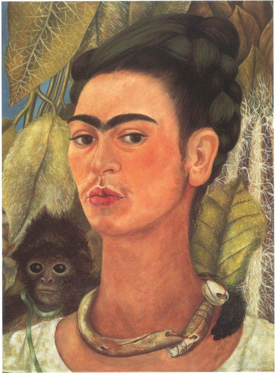 FK_Self-portrait-monkey