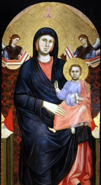 Giotto, Madonna di San Giorgio alla Costa