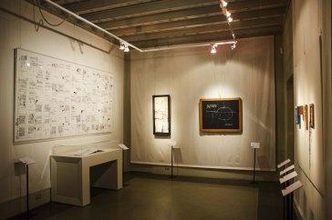 Esposizione Maria Lai - Gallerie degli Uffizi n2