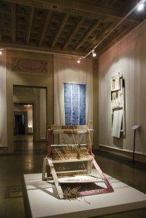 Esposizione Maria Lai - Gallerie degli Uffizi n3