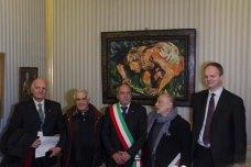 Inaugurazione Piazza Carlo Levi e Anna Maria Ichino n2