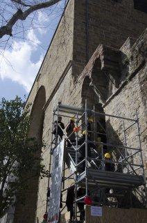 restauro porta san frediano n5