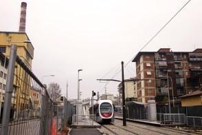 03032018 arrivata la tramvia in via di novoli