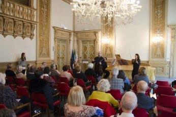 Concerto per Capodanno Fiorentino 3 Aprile 2018 Palazzo Bastogi n2