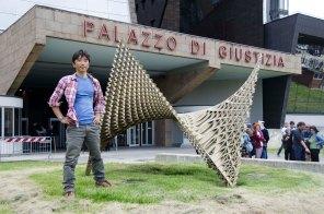 Nuove opere d'arte al Palazzo di Giustizia 3