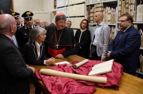 Archivio Capitolare della Basilica di San Lorenzo 7