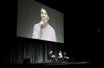 Marina Abramovic al Teatro del Maggio Musicale Fiorentino 4