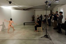 Marina Abramovic - The Cleaner 1
