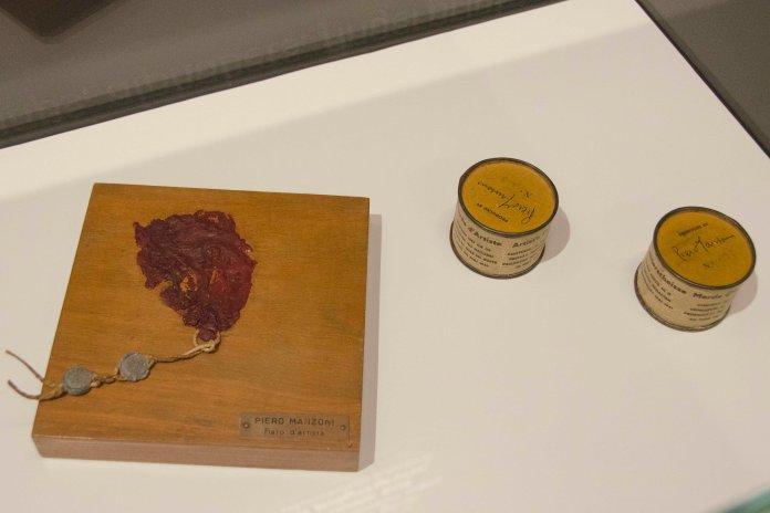 Museo Novecento 4 mostre - Solo Piero Manzoni 3