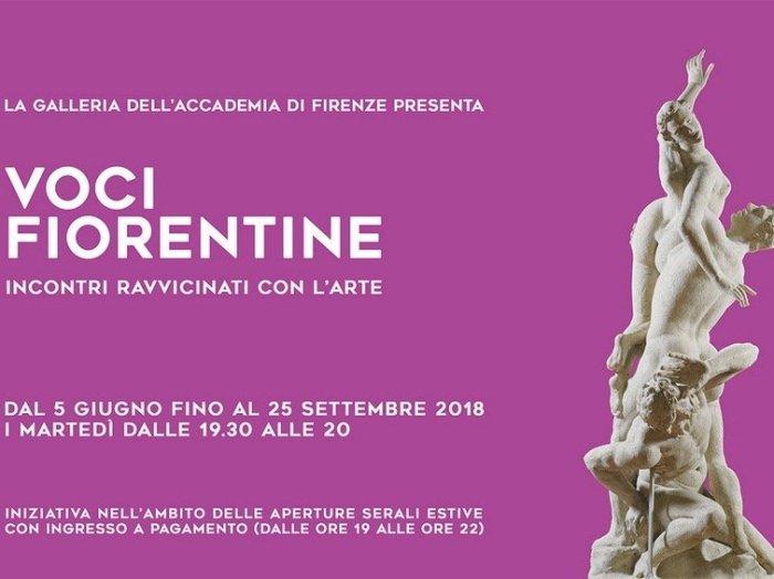 Voci Fiorentine - Galleria dell'Accademia