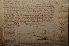 Codice Leicester di Leonardo da Vinci - Gallerie degli Uffizi 4