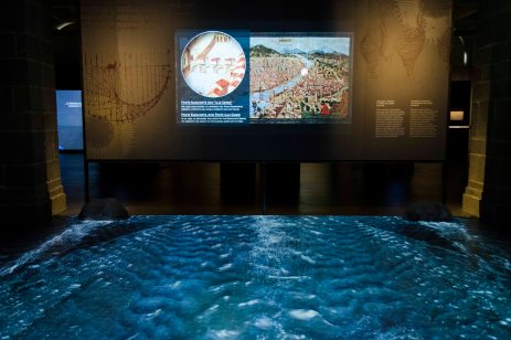 Codice Leicester di Leonardo da Vinci - Gallerie degli Uffizi