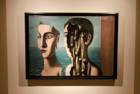 Palazzo Blu Pisa - Da Magritte a Duchamp 2