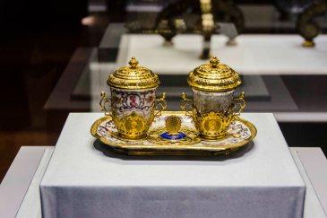 Fragili Tesori - la via della Porcellana tra Vienna e Firenze 1