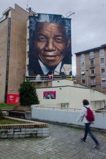 Jorit - Nelson Mandela 1