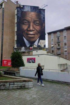 Jorit - Nelson Mandela 2