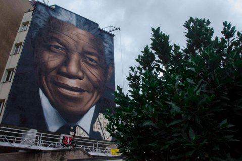 Jorit - Nelson Mandela 3