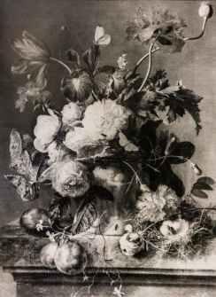 Gallerie Uffizi - Quadro Jan van Huysum 2